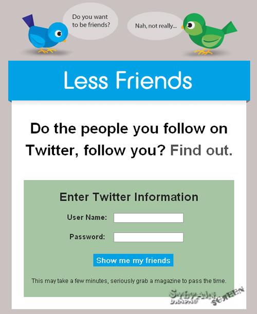 lessfriends