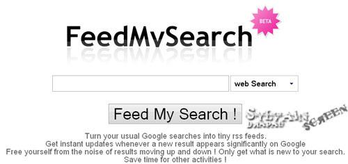 feedmysearch