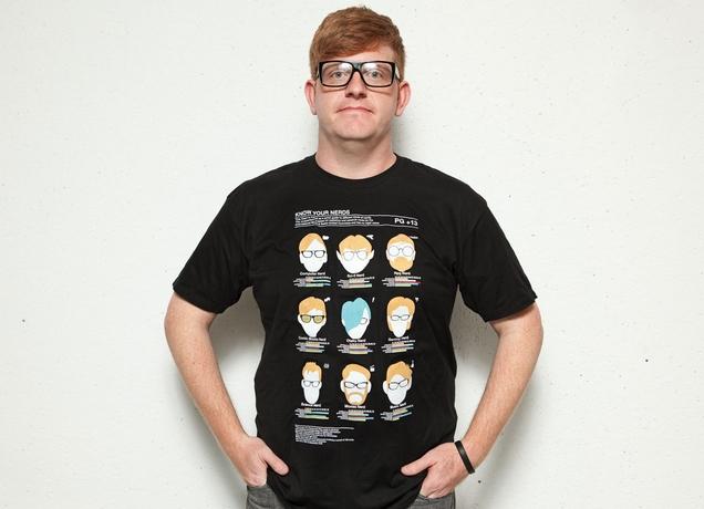 t-shirt-nerd